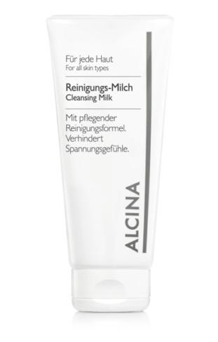 Alcina cleansing milk
