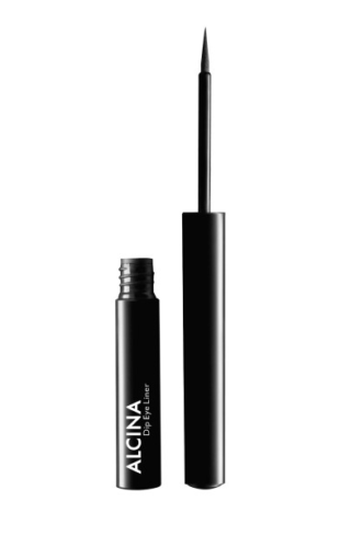 Alcina dip eye liner black