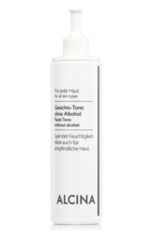 Alcina facial tonic without alcohol