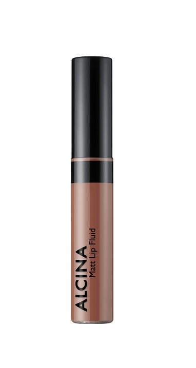 Alcina Matt Lip Fluid Sand