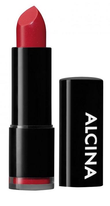 Alcina Shiny Lipstick Scarlet