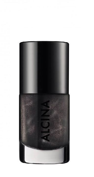 Alcina Ultimate Nail Colour Grey