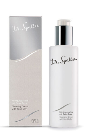 Dr. Spiller cleansing cream with royal jelly