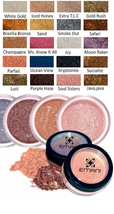 Emani Color Dust Eyeshadow