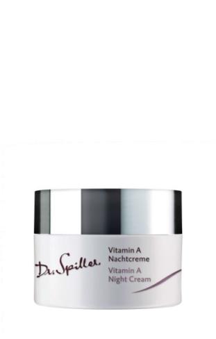 Dr. Spiller vitamine A nachtcrème