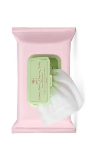 Pixi make-up melting cleansing cloths