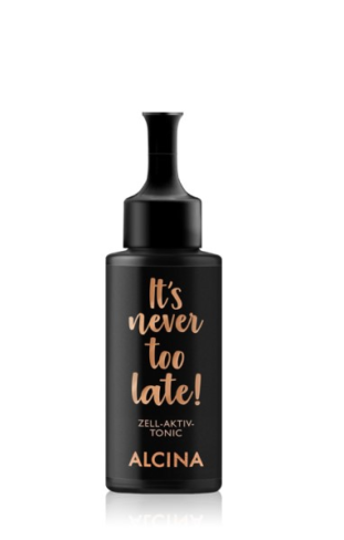 Alcina never too late cell active tonic