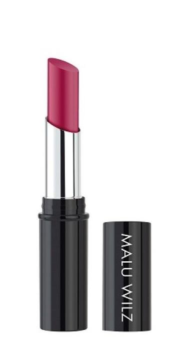 Malu Wilz true matt lipstick fancy fuchsia