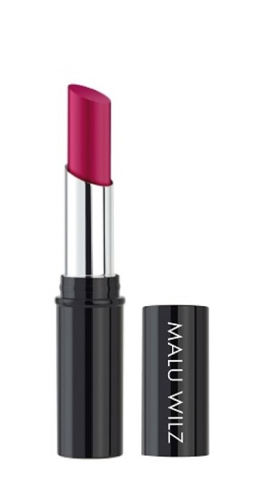 Malu Wilz True matt lipstick raspberry rood 14