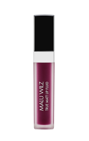 Malu Wilz true matt lip fluid purple dream