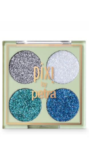 Pixi glitter-y-quad blue pearl
