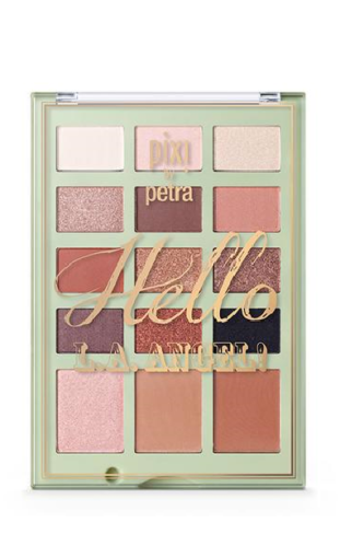 Pixi hello beautiful face hello LA angel