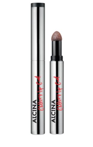 Alcina glittery lip coat