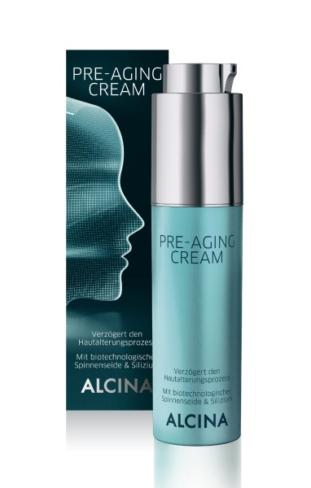Alcina pre-aging cream