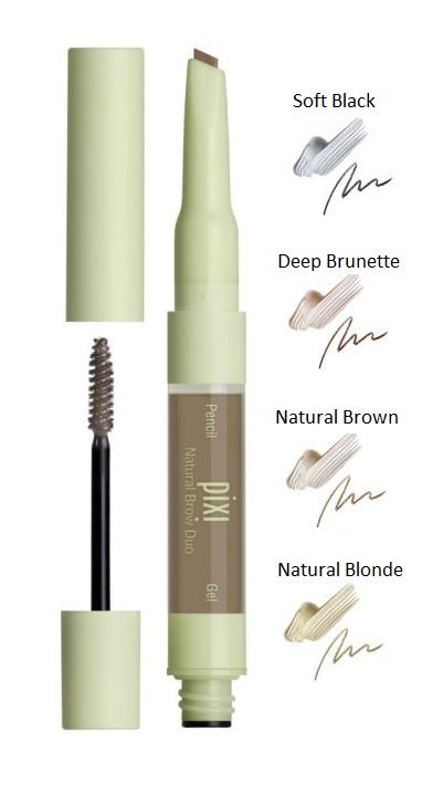Pixi Natural Brow Duo