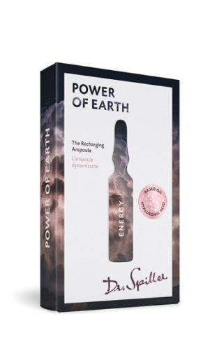 Dr. Spiller The power of earth - the recharging