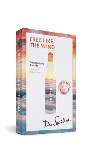 Dr. Spiller Free like the wind - the Detoxifying