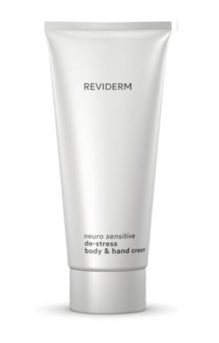Reviderm neuro sensitive de-stress body & hand cream