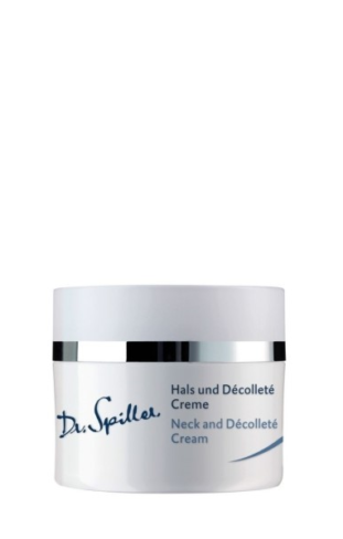 Dr. Spiller neck and decolleté cream