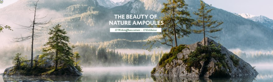 Dr. Spiller - Beauty of Nature ampullen