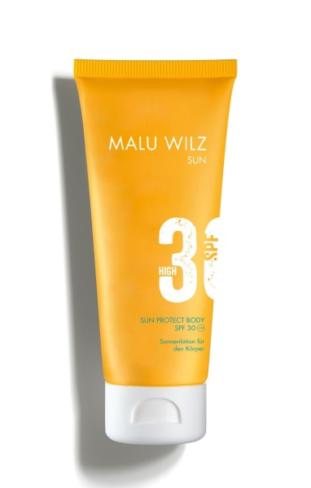 Malu Wilz sun protect body spf30