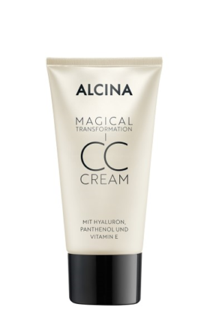 Alcina magical transformation cc cream