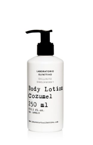 Laboratorio Olfattivo body lotion Cozumel