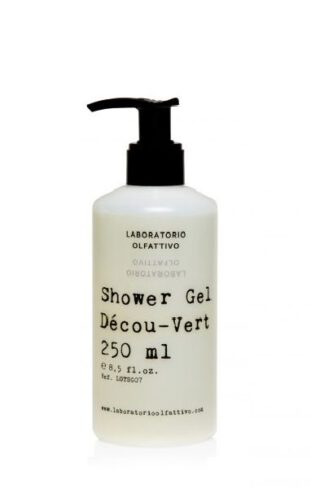 Laboratorio Olfattivo shower gel decou vert