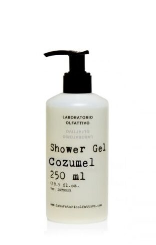 Shower gel cozumel