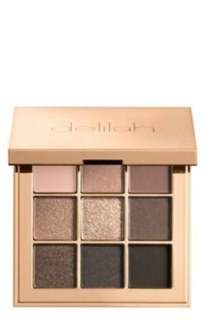 Delilah colour intense eyeshadow palette jezebel