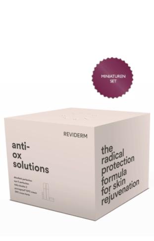 Reviderm anti ox solutions