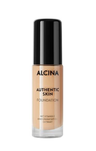 Alcina authentic foundation light