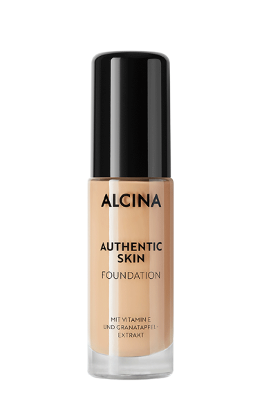 Alcina authentic foundation light