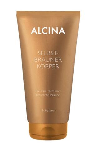 Alcina selbstbrauner korper