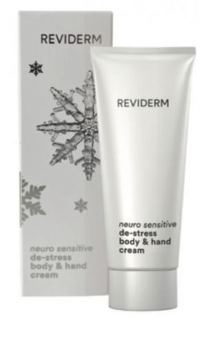 Reviderm de-stress body&hand cream